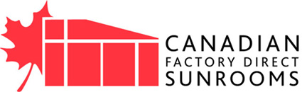 Canadian Factory Direct Sunrooms logo